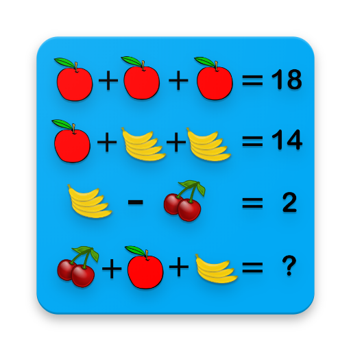 Different Math Puzzles 2018 - Puzzles for Geniuses Spel för Android