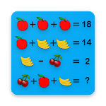 Different Math Puzzles 2018 - Puzzles for Geniuses Icon