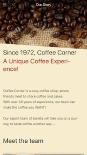 Coffee Corner - náhled