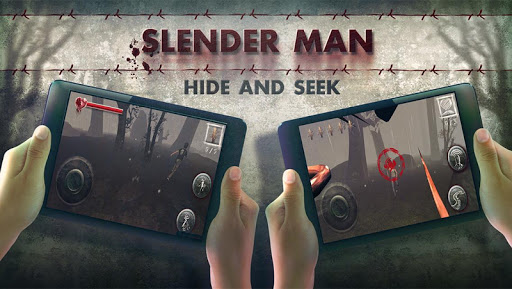 Slenderman Hide & Seek: Online Battle Arena captures d'u00e9cran 1