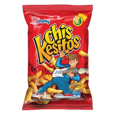 snack munchy chiskesitos 145gr