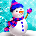 Build a Snowman 2020 ☃️ Winter Decoration Game APK