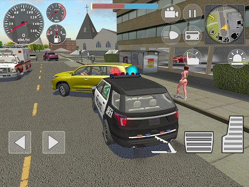 Police Cop Simulator. Gang War apkmr screenshots 8