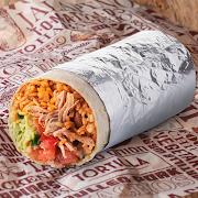 Carnitas Pork Burrito