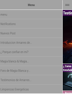 Javi Mago Blanco- screenshot thumbnail