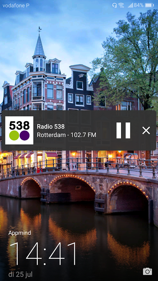 NederlandFM: Online Radio FM- screenshot