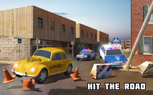 Crime City Mafia Gang War Car Theft Gangster Games screenshots 7