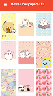 Kawaii Wallpapers Cute- screenshot thumbnail