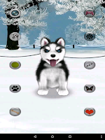Screenshot of Talking Husky