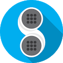 Phonotto Simple Phone Launcher icon