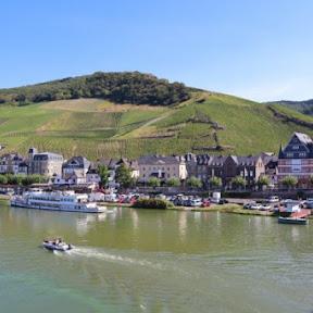 美しき中世の街並みが残るドイツ・モーゼルワインの産地ベルンカステル・クース