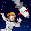 Faily Rocketman icon