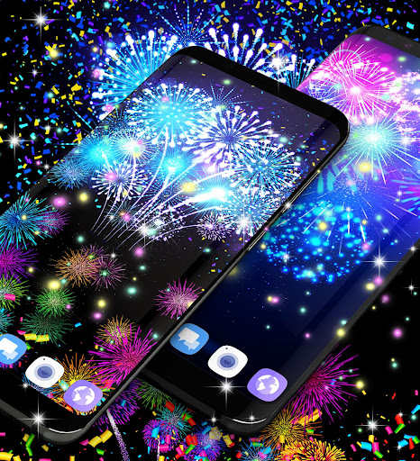 Happy new year 2020 live wallpaper 13.8 screenshots 8