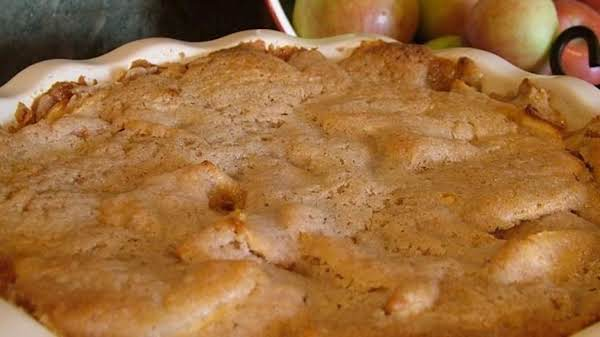 Swedish Apple Pie (originally From Pampered Chef)