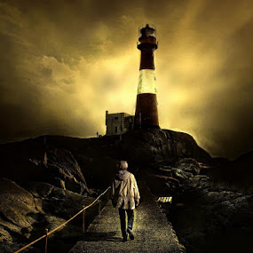 Trip to Eigerøy Fyr by Teddy Tavares - Landscapes Sunsets & Sunrises ( egersund lighthouse, norway )