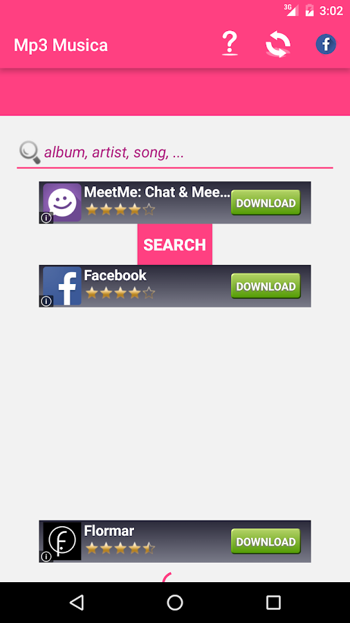 Mp3 Music Download- screenshot