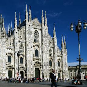 Duomo Milan by Lindra Hismanto - Buildings & Architecture Public & Historical ( lindra, duomo milan, hismanto )