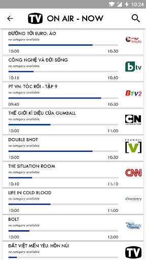 TV Vietnam Free TV Listing  2