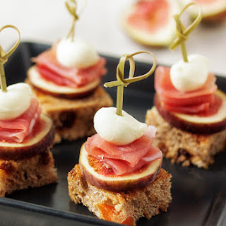 Fig And Prosciutto Pintxos