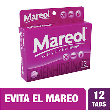 MAREOL Tabletas Caja