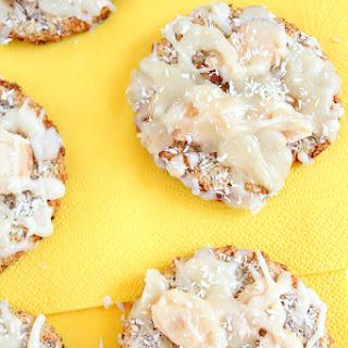 Banana Coconut Cookies.