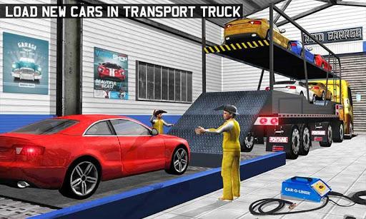 Car Maker Factory Mechanic Sport Car Builder Games 1.12 screenshots 7