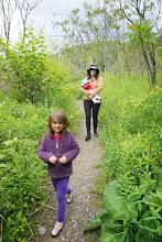 Photo: First hike on Appalachian Trail (Rutland, Vermont)