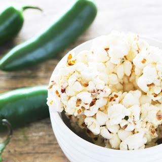 Jalapeno Popper Popcorn Balls