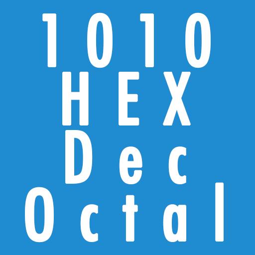 Binary Decimal Hex Converter