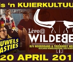 DHF Live at Wildebeest : Live at Wildebeest