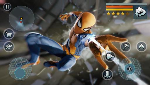 Spider Rope Gangster Hero Vegas - Rope Hero Game apkmr screenshots 10