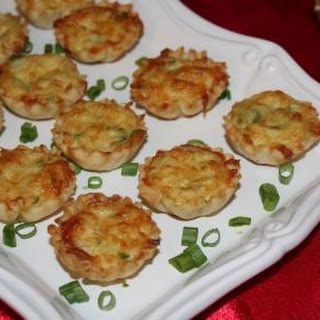 Crab Tartlets - Steph Recipe