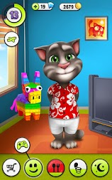 My Talking Tom APK screenshot thumbnail 10