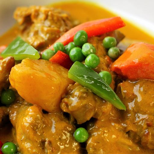 Manila Chicken Curry