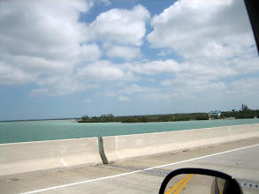 Photo: The Ocean Highway, U.S. route 1