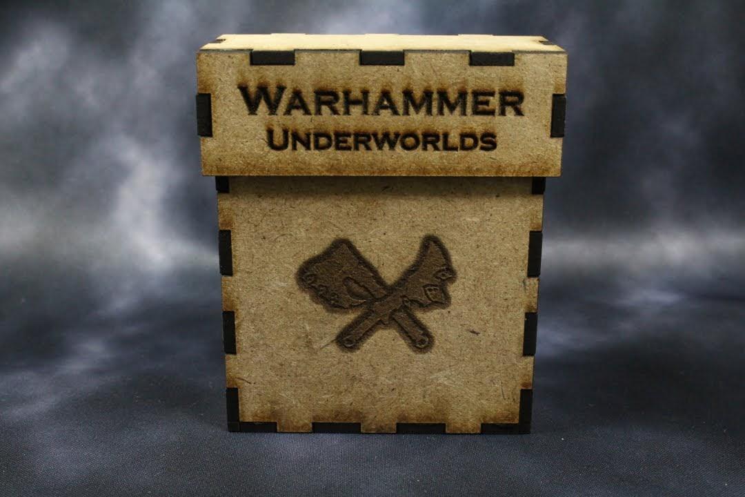 Underworlds Orruk Engraving
