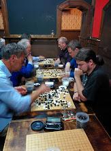 Photo: Batavia Blitz Tournament, won by Herman Hiddema