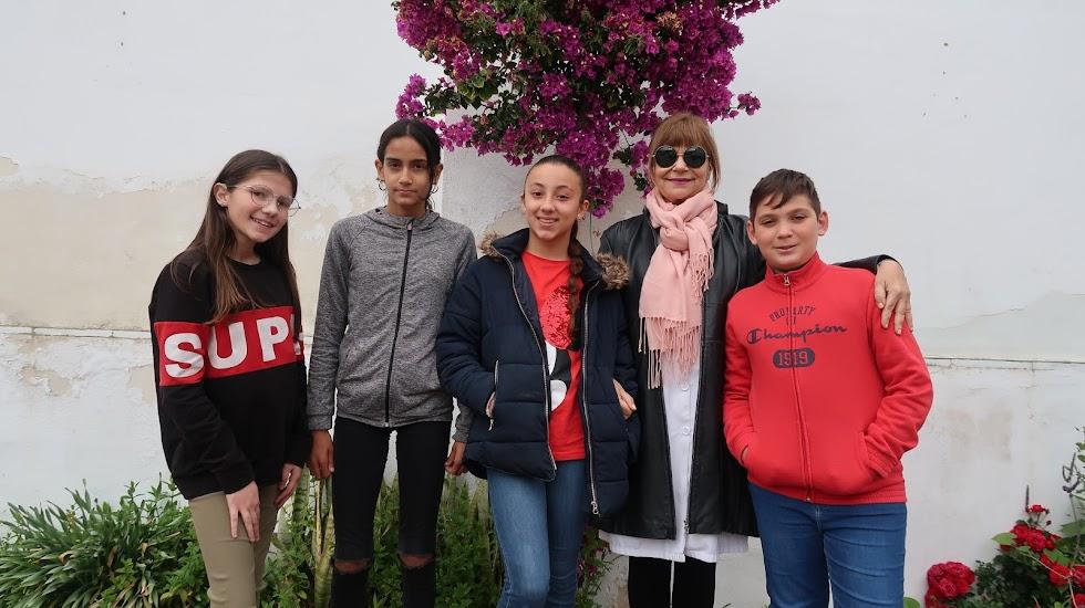 Almería. CEEEC de Apoyo a la Integración de Sordos Rosa Relaño, 6º