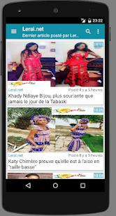 Senegal: ACTU SÉNÉGAL - náhled