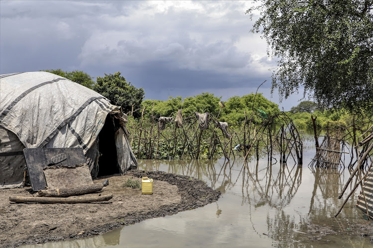 Lanyeri, in the Greater Pibor area of South Sudan, is one of the areas hardest hit by flooding in the world's newest nation. Doctors Without Borders says as many as 500,000 people's lives were at risk due to the flooding.