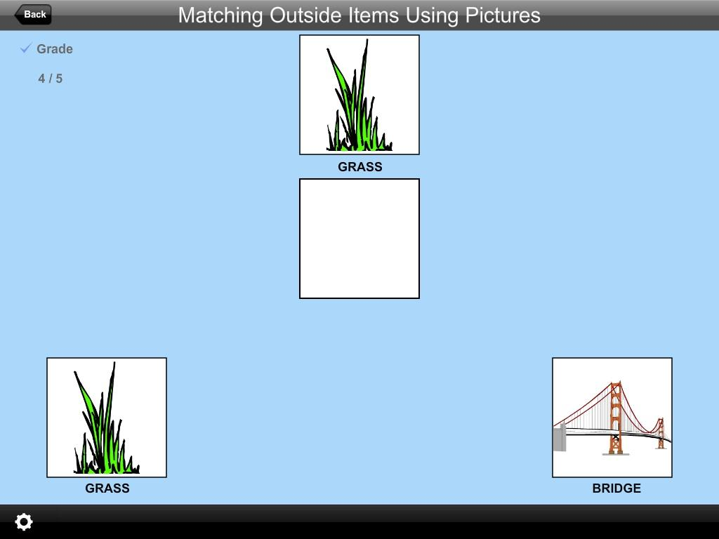 Match Outside Items UPic Lite- screenshot