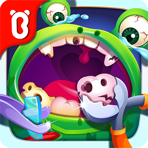 Little Panda's Hospital (game)