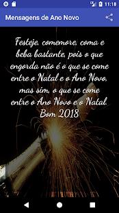 Mensagens de Ano Novo (SMS) - náhled