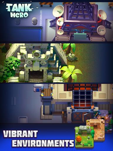 Tank Hero - Fun and addicting game 1.5.5 screenshots 13