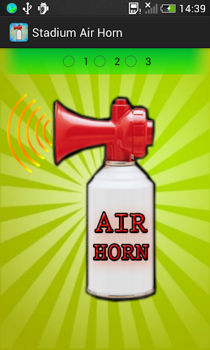 玩免費運動APP|下載Air siren horn - 空気サイレン app不用錢|硬是要APP