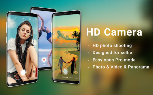 HD Camera - Easy Selfie Camera, Picture Editing 1.2.9 1