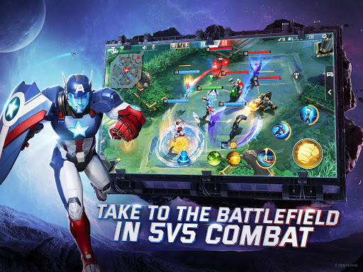 MARVEL Super War filehippodl screenshot 10