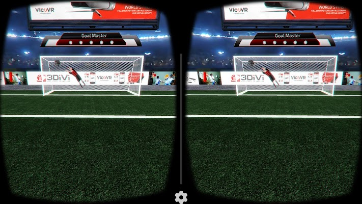 Goal Master VR - screenshot