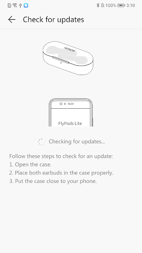 flypods lite screenshot 2
