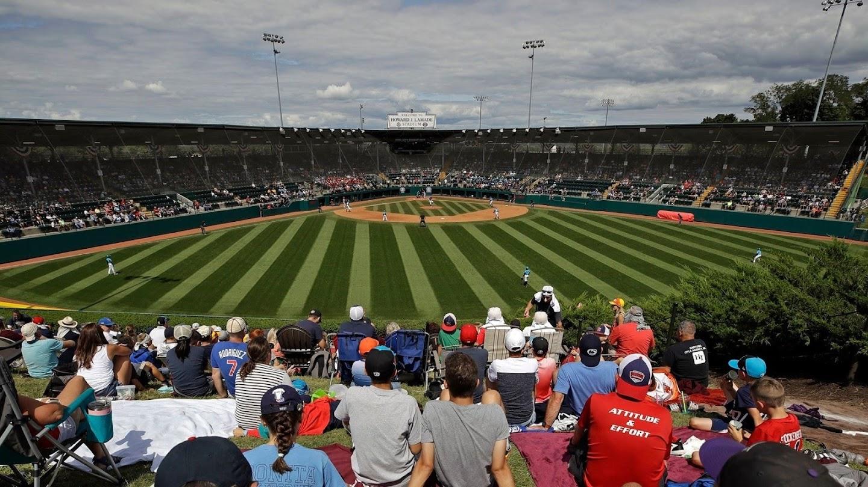 Watch Little League World Series: Championship Rewind live